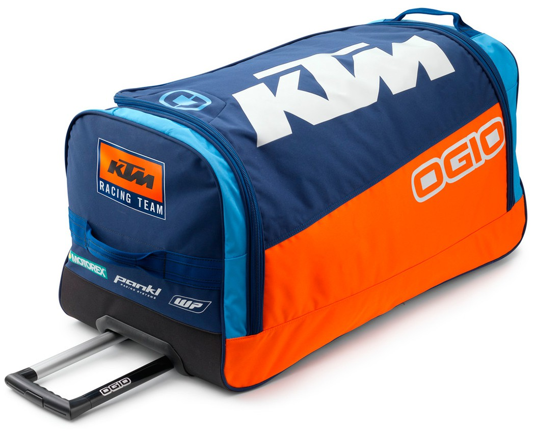 MALETA PARA ROPA DE MOTO KTM REPLICA TEAM GEAR BAG