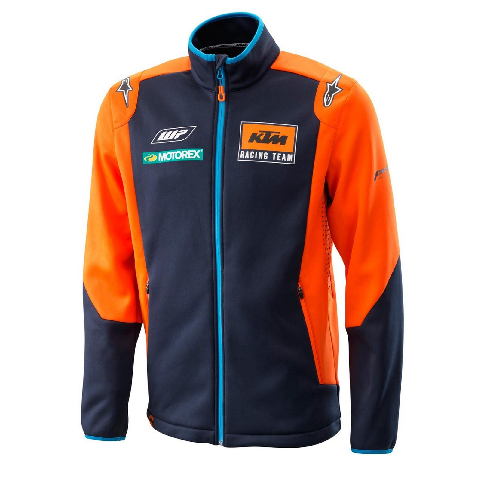 CHAMARRA KTM REPLICA TEAM SOFTSHELL JACKET