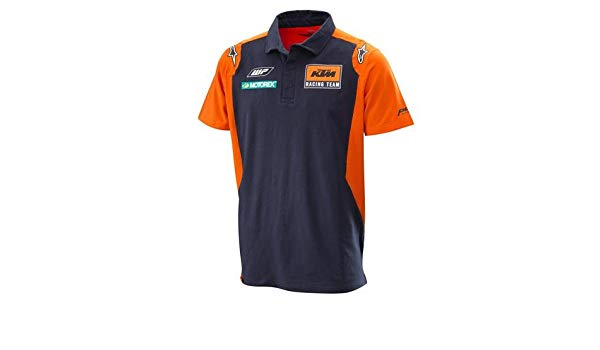 POLO KTM ALPINESTARS REPLICA TEAM