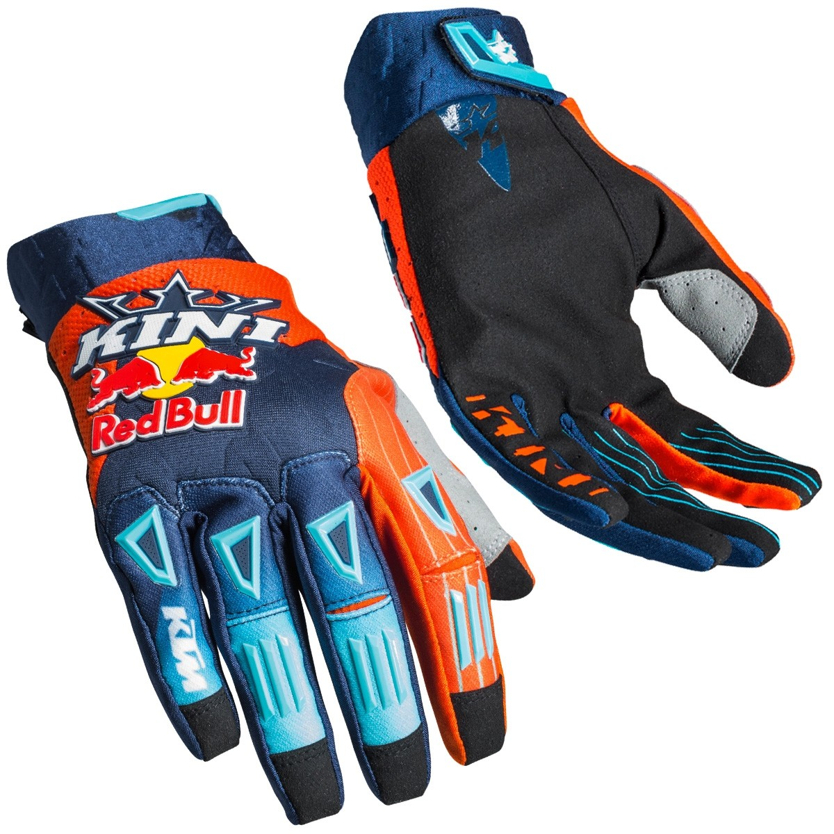 GUANTES OFFROAD KINI RED BULL COMPETITION