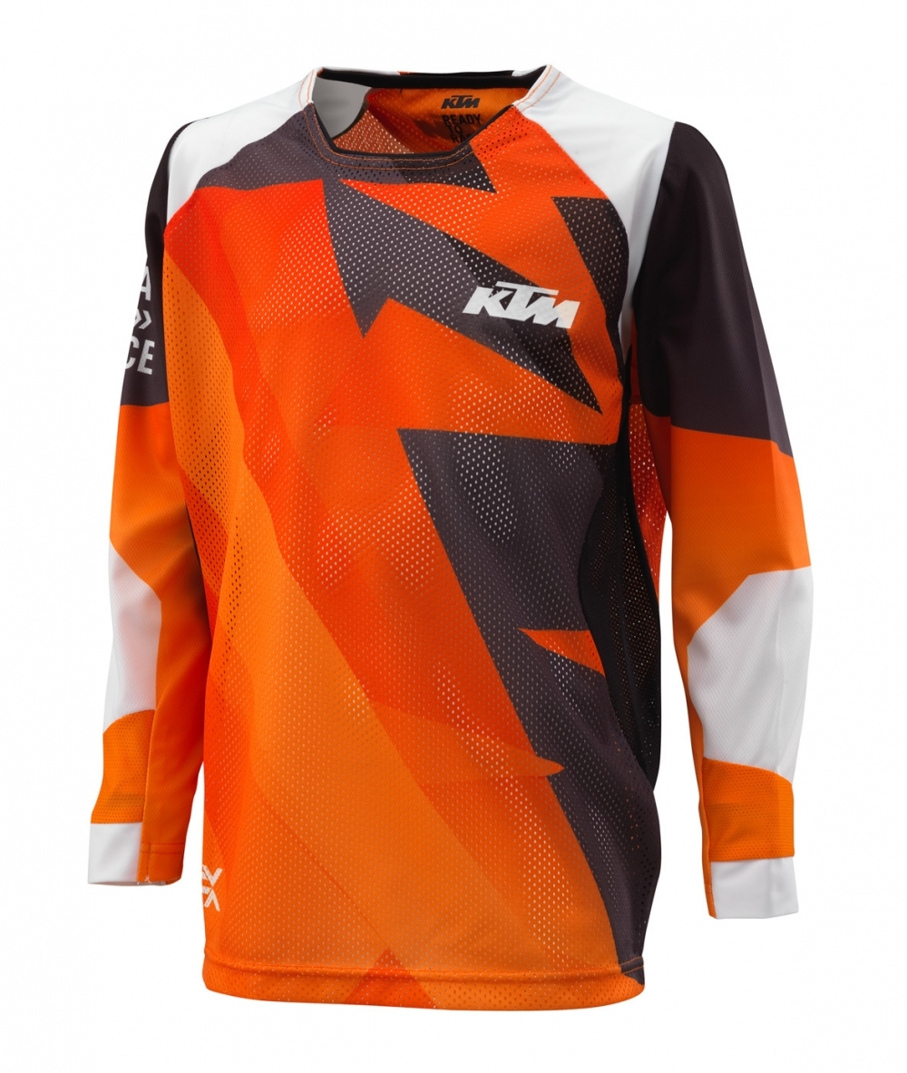 JERSEY NIÑO KTM POUNCE ORANGE