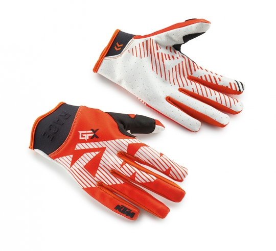 GUANTES KTM GRAVITY FX ORG