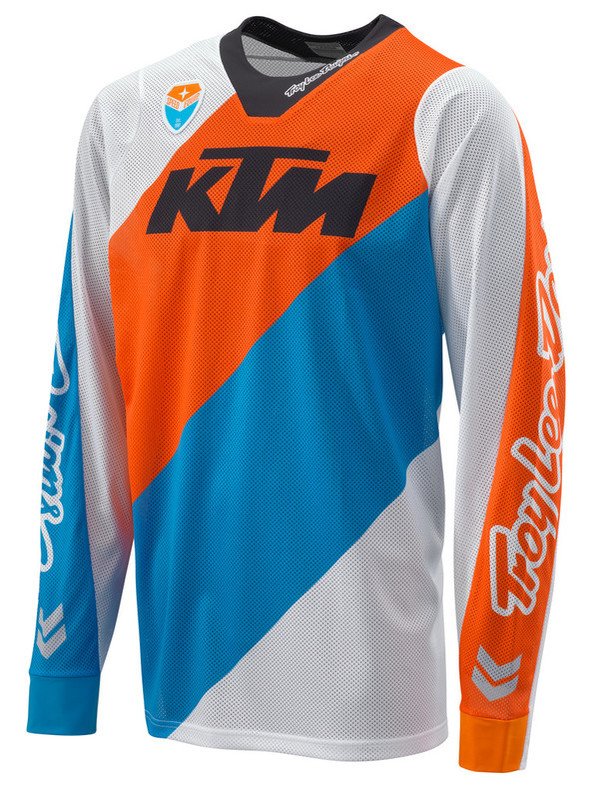 JERSEY KTM SE SLASH WHITE