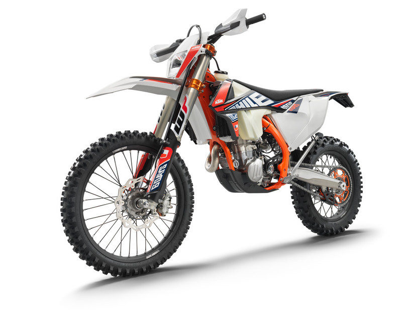 500 EXC F SIX DAYS CHILE