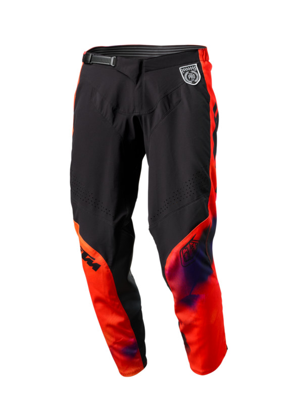 PANTALONES KTM TROY LEE DESIGNS SE SLASH NEGROS