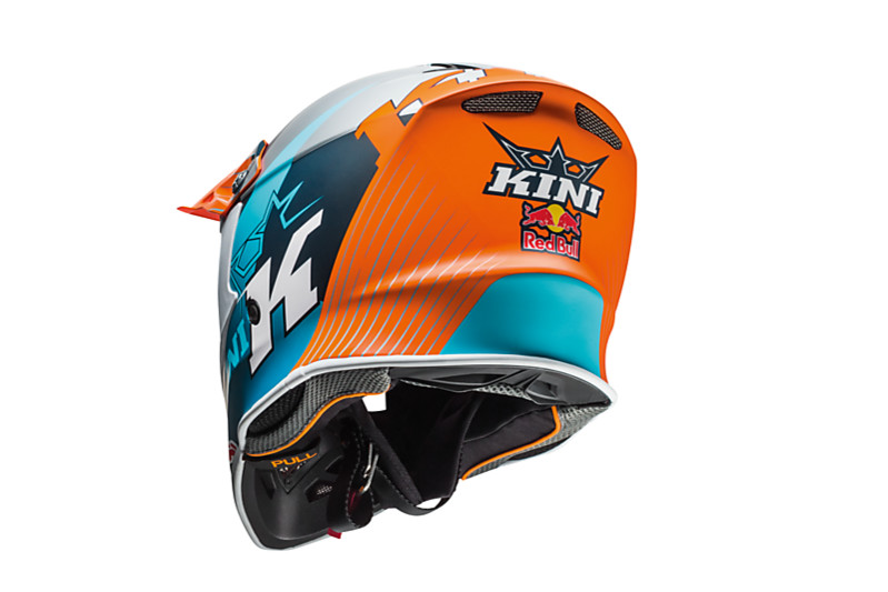 CASCO KTM KINI RB COMPETITION HELMET