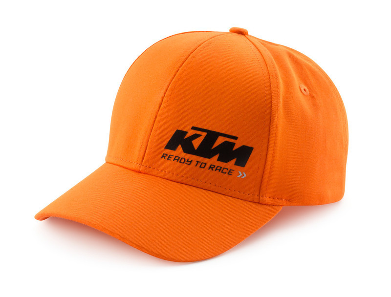 GORRA KTM RACING ORANGE