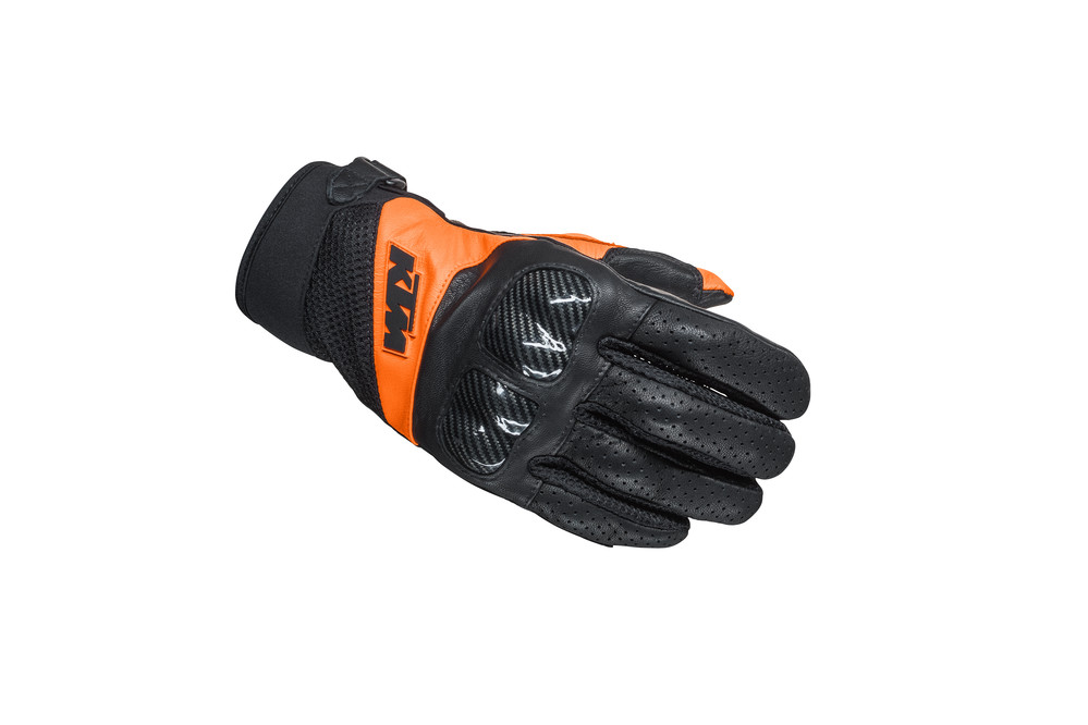 GUANTES DE CALLE KTM RADICAL X GLOVES BLACK