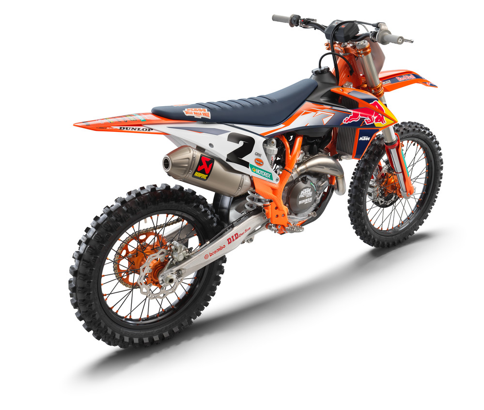 450 SX F Factory Edition 2021